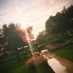 Late November rain cloud passing over campus. #vscocam #lynn4life