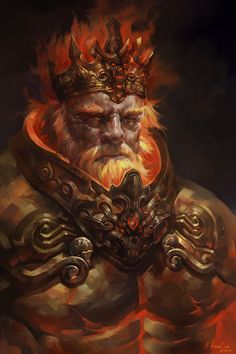 Emperor of Fire by Hualu