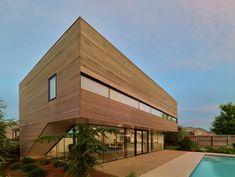 Srygley Pool House  Architects: Marlon Blackwell Architects Location: Springdale, AR, USA