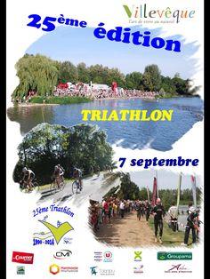 Triathlon de Villevêque - 7 septembre 2014