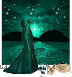 """""""GIVE GREEN A CHANCE"""" by figenozkilic on Polyvore"""