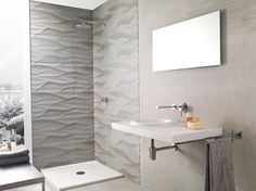 Find This Pin And More On Master Bathroom Ideas Modern Bathroom Tile