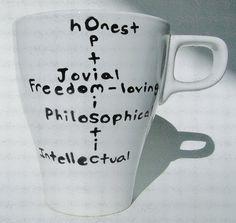Zodiac Mug Sagittarius Mug Mug Coffee MMMug Tea Cup Birthday Gift. , via Etsy.