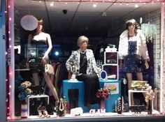 We're feeling a bit glam at our Ashby shop. Why not pop in and grab that little black dress and some bling from our jewelry department.
