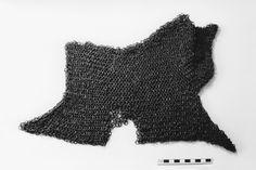 15th century gorget Norway, C3108