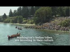 Washington Tribes: Investing in Culture