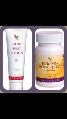 Do you crave a good nights sleep? Try a combination of Aloe Heat Lotion on the soles of your feet and a little Forever Royal Jelly under the tongue and you may just sleep like a baby