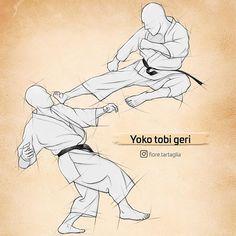 Some Tips, Tricks, And Techniques For That Perfect martial arts techniques Shotokan Karate, Karate Kata, Jiu Jitsu, Karate Kumite, Dojo, Japanese Karate, Kyokushin, Martial Arts Techniques, Martial Arts Workout