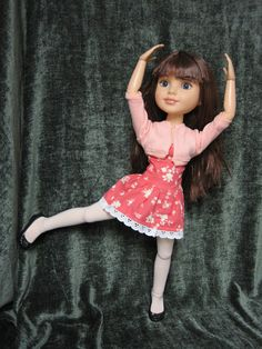 Never Grow Up: A Mom's Guide to Dolls and More!: BFC Ink Dolls (Including a Comparison to AG)