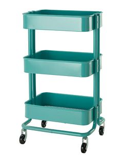 IKEA cart - great for the bathroom, laundry, kitchen, shoes...