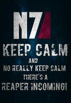 Mass Effect - N7 ♥