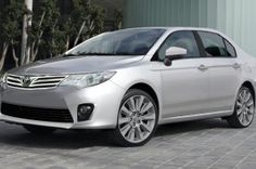 Latest looks leaked Toyota Corolla 2014 was not the first time