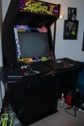 Build MAME Cabinet with 2 X-Arcade Dual sticks for 4-Player action!