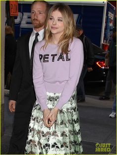 Chloe Moretz Wants You to Feel Something When You See 'If I Stay' | Chloe Moretz Photos | Just Jared