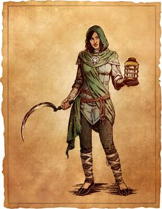 23 Best Pillars of Eternity Art images in 2018 | Character concept
