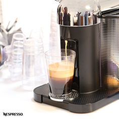 Nespresso VertuoLine   Experience the revolution of coffee. Click here to explore the VertuoLine Nespresso machine.