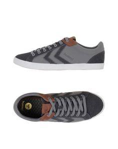 a07817b78 HUMMEL Men s Low-tops  amp  sneakers Grey 8.5 US Shoes Sneakers