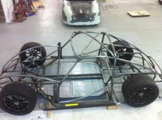 Image result for tube space frame chassis