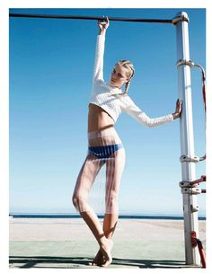 visual optimism; fashion editorials, shows, campaigns & more!: beauté: line brems by fred meylan for be may 2014