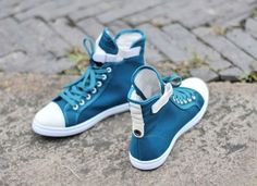 High Ankle Men Fashion Sneakers