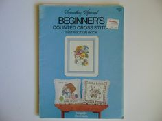 Something Special Beginner's Counter Cross by TrinasCraftPatterns