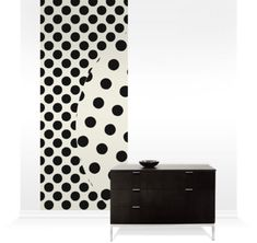 Accent Murals of Lots of Pop Dots by Hemingway Design (1000mm x 2400mm) | Shop | Surface View