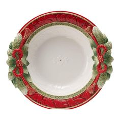 Holiday Home Large Serve Bowl