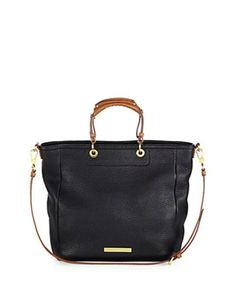 MARC BY MARC JACOBS Softly Saddle Bicolor Tote