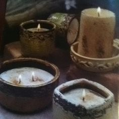 Swan creek candles