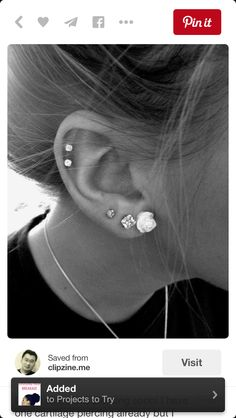 Can't coerce my dad into letting me get a double cartilage piercing.