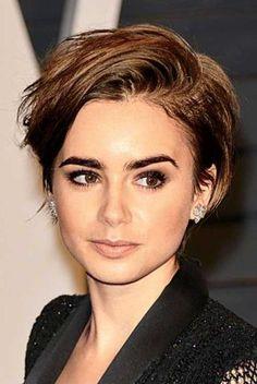21.Haircuts for Short Hair