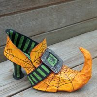 All Things Crafty: Witch BOOt Gallery