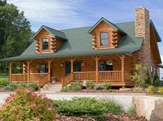 63 Favourite Small Log Cabin Homes Design Ideas - Home/Decor/Diy/Design Log Cabin Home Kits, Cabin Kit Homes, Log Home Plans, Log Homes, Barn Plans, Small Log Cabin Plans, Log Cabin Floor Plans, Tiny Log Cabins, Prefab Cabins
