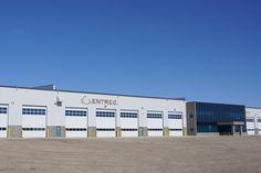 Entrec Corporation Clairmont, AB Butler Buildings (Canada)