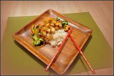 We love our kitchen: Wok s tofu a brokolicou Ahoj! Skúste niekedy vymen...