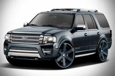 2017 Ford Expedition Redesign Release Date