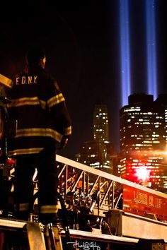 FDNY. This picture gives me the chills.