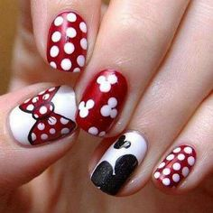 Minnie Mouse.. Must try these for my lil girl
