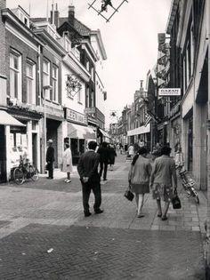 Hoogstraat Schiedam 1972