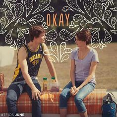 Maybe okay will be our always