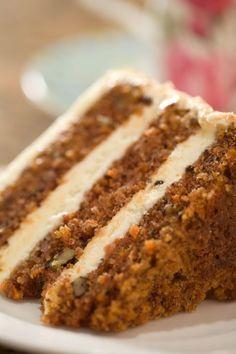 Ciasto marchewkowe przekładane kremem mascarpone