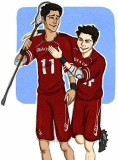 Scott and Stiles ~TeenWolf~ #selfdefenseforteens