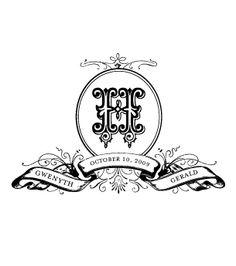 Love Logo #7 - Elegant Wedding Logo Design