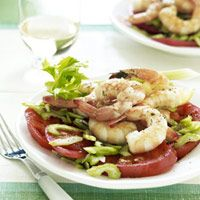Shrimp Cocktail Salad Recipe - Good Housekeeping