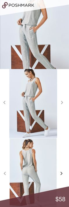 Carolina Jumpsuit Small Fabletics Romper one-piece Runs big. GUC See photos. Fabletics Pants Jumpsuits & Rompers