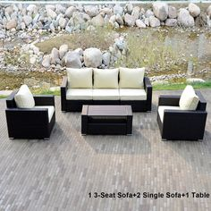 Outdoor Seating Tables