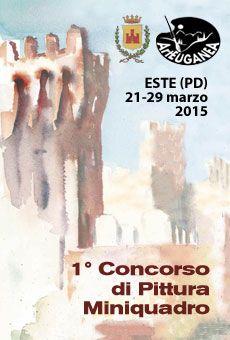 1° Concorso di Pittura Miniquadro - . Tutti i tuoi eventi su ViaVaiNet, il portale degli eventi più consultato per il tempo libero nella provincia di Rovigo e nella Bassa Padovana