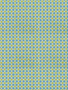 Stroheim: Dana Gibson - Lester Lanin 4702505 - Turquoise Lime - By Brand - Fabrics