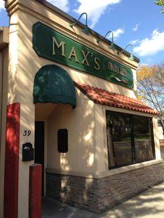 Max S Italian Grill In Tenafly Nj Boozy Burbs Restaurants Bergen County