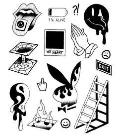 Tattoo tattoo # # # # in Ankara Turkije – Tattoo Style Kritzelei Tattoo, Doodle Tattoo, Dog Tattoos, Mini Tattoos, Cute Tattoos, Ship Tattoos, Ankle Tattoos, Arrow Tattoos, Flash Art Tattoos